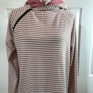 Double-hooded Sweatshirt